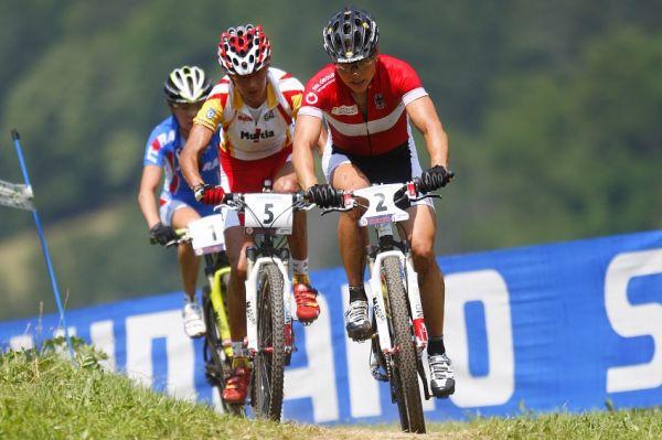 MS MTB 2008 Val di Sole - XC ženy:
