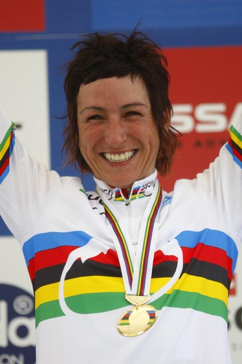 MS MTB 2008 Val di Sole - XC ženy: Marga Fullana