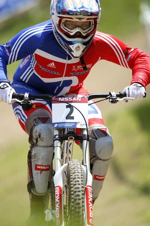 MS MTB 2008 Val di Sole /ITA/ - Downhill: