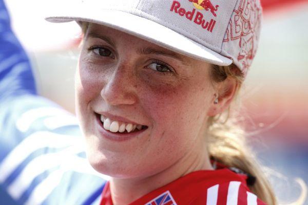 MS MTB 2008 Val di Sole /ITA/ - Downhill: Rachel Atherton
