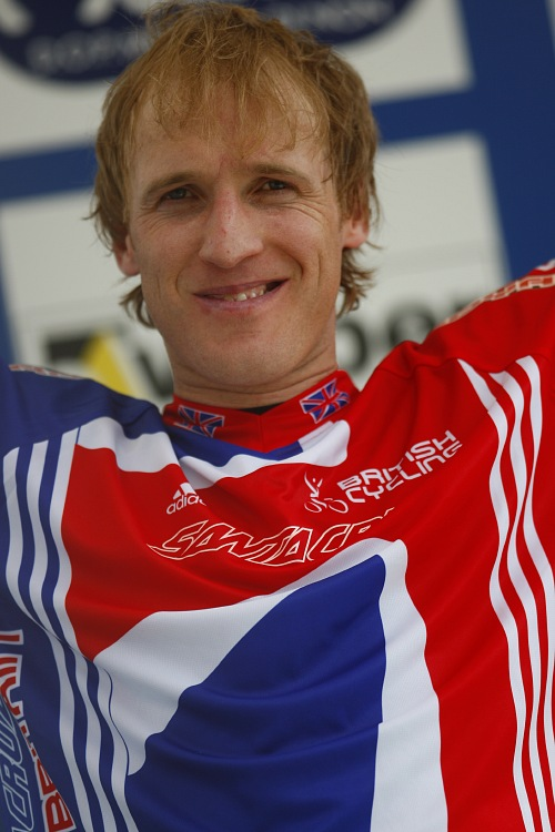 MS MTB 2008 Val di Sole /ITA/ - Downhill: Steve Peat