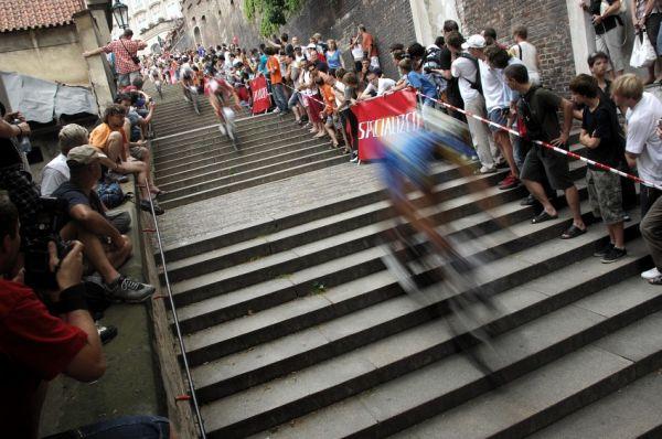 Pražské schody 2008: první kolo