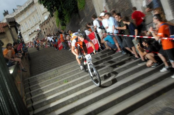 Pražské schody 2008: Filip Eberl