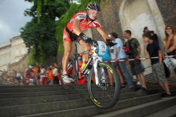 Pražské schody 2008: Ivan Rybařík
