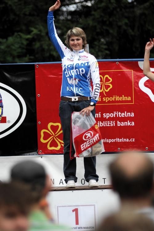 XI. BELL Šumavský maraton '08: Jitka Škarnitzlová vítězkou na 25km