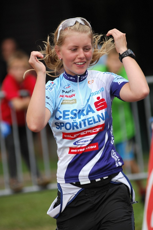 XI. BELL Šumavský maraton '08: Jana Valešová