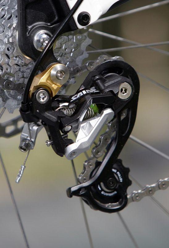 Shimano Saint 2009 test