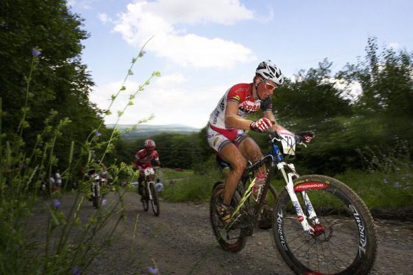 Nissan UCI MTB World Cup XC#6 - Mont St. Anne 27.7. 2008 - Matouš Ulman