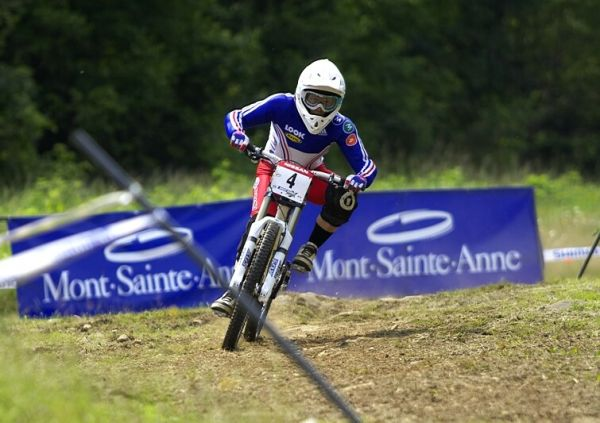 Nissan UCI MTB World Cup DH #4 - Mont St. Anne 26.7. 2008