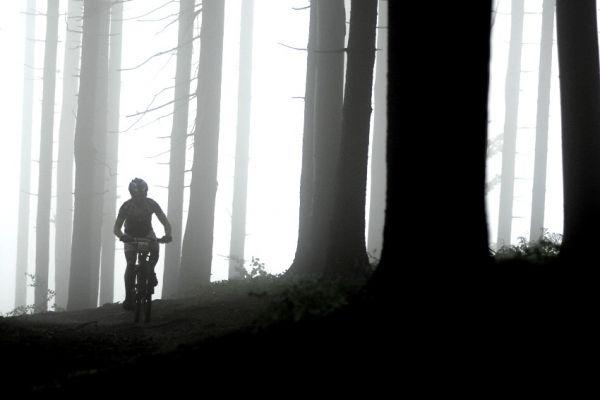 MČR Maraton 2008 - Kelly's Beskyd Tour: Beskydský hororový Silent Hill