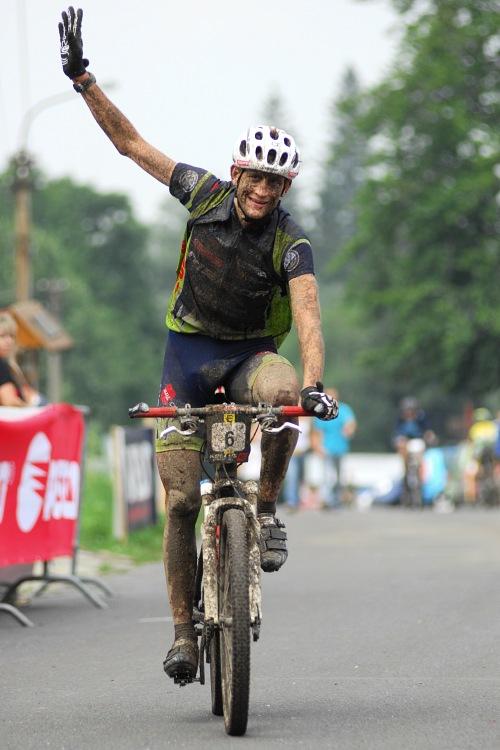 MČR Maraton 2008 - Kelly's Beskyd Tour: Jan Jobánek druhý