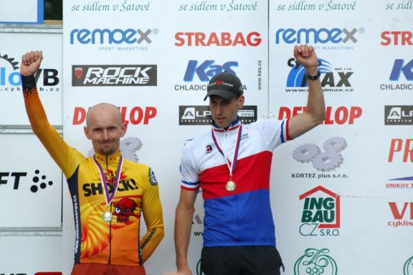 MČR Maraton 2008 - Kelly's Beskyd Tour: Luboš Němec titul obhájil