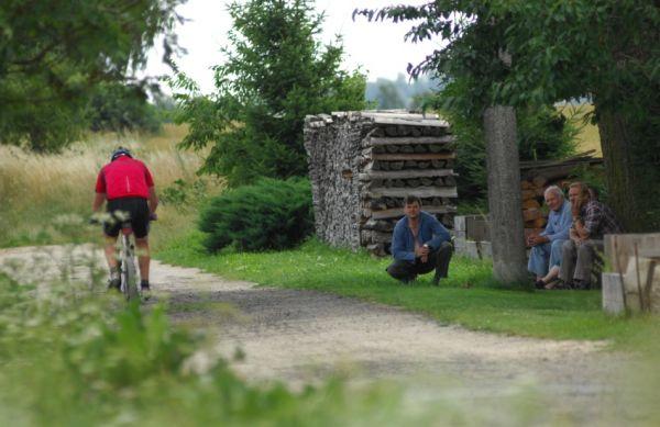 Trek Přes tři vrchy Vysočiny 2008