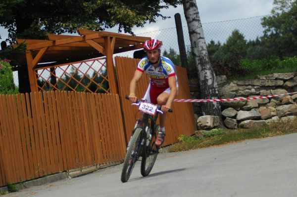 Trek Přes tři vrchy Vysočiny 2008 - Václav Strnad vítězem padesátky