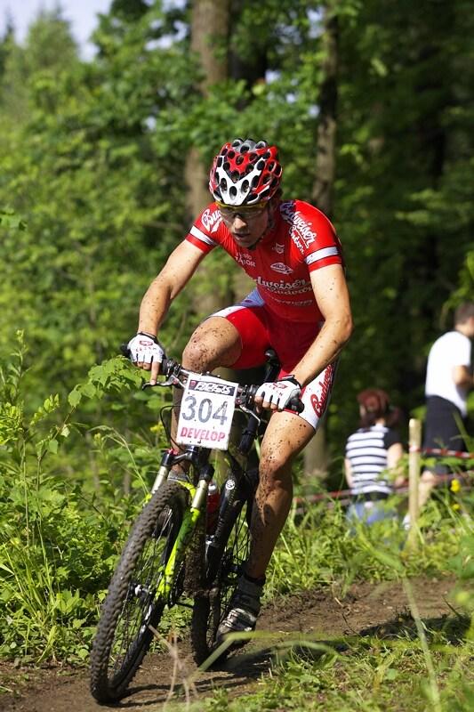 Mistrovství ČR XC - Velké Losiny 12.-13.7. 2008 - Filip Adel