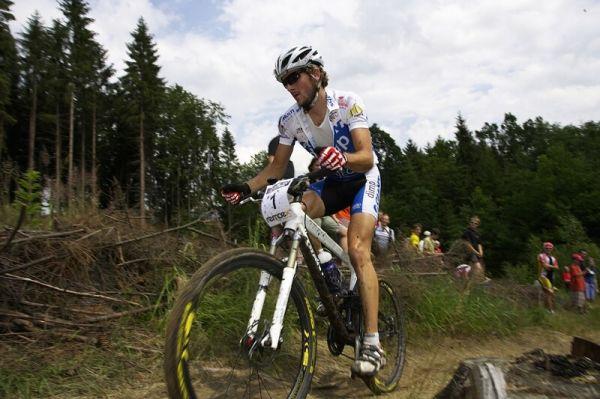 Mistrovství ČR XC - Velké Losiny 12.-13.7. 2008 - Jan Škarnitzl