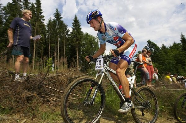 Mistrovství ČR XC - Velké Losiny 12.-13.7. 2008 - Tomáš Trunschka zajel nad očekávání