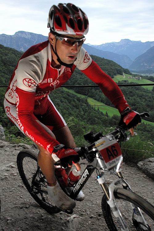 Salzkammergut Trophy '08: Ondřej Fojtík