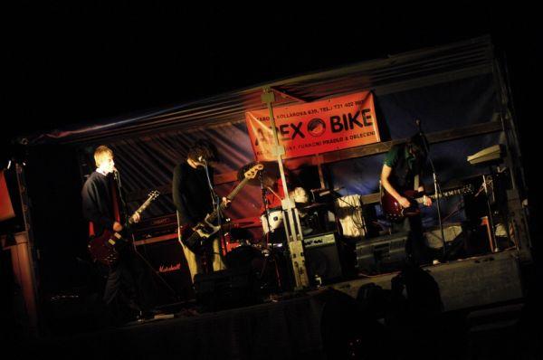 Blackburn Jistebnická 24 hod. - jeden z večerních koncertů