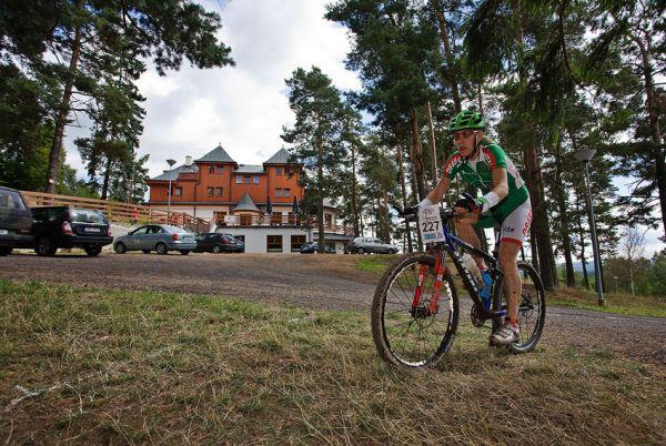 Kolo pro život - Karlovarský AM bikemaraton ČS