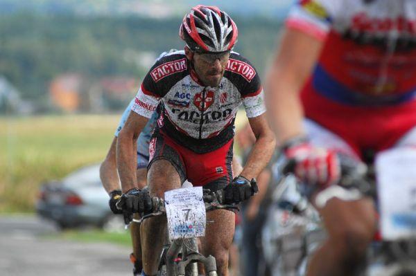 KPŽ Karlovarský AM bikemaraton ČS 2008: Robert Novotný