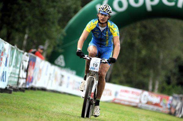 KPŽ Karlovarský AM bikemaraton ČS 2008: Zbyněk Kugler