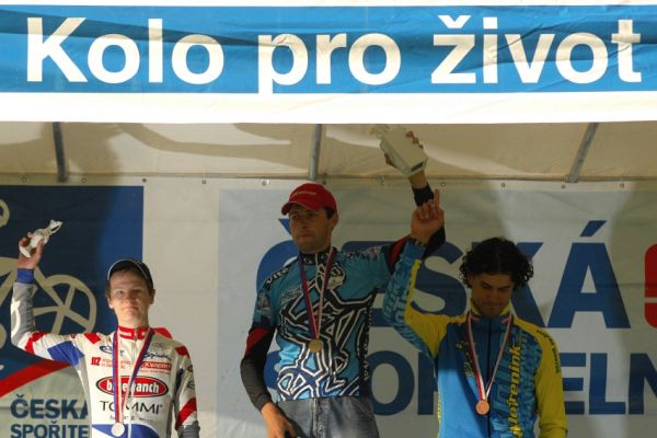 KPŽ Karlovarský AM bikemaraton ČS 2008: muži