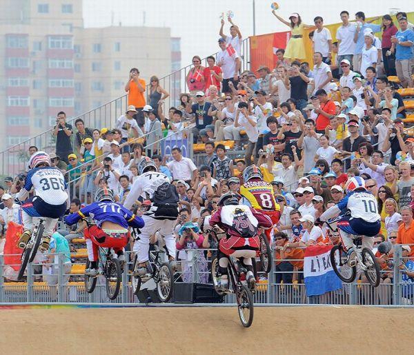 BMX - Olympijsk� hry - Peking 2008  , foto: Rob Jones/Canadiancyclist.com