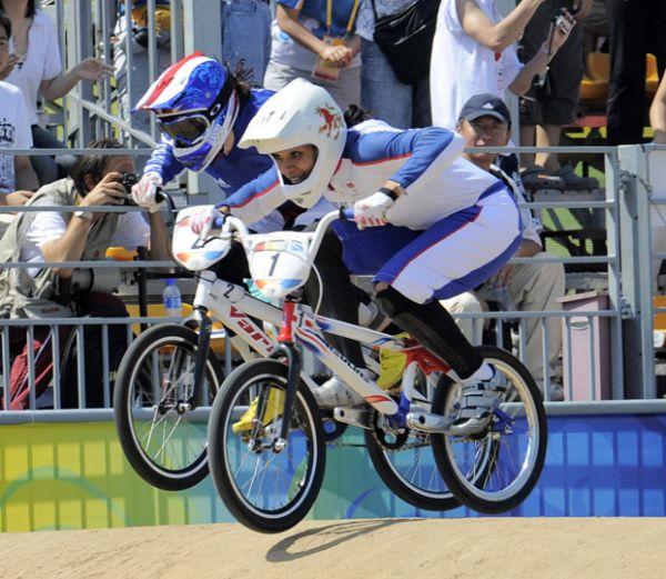 BMX - Olympijsk� hry - Peking 2008 Shanaze Read, foto: Rob Jones/Canadiancyclist.com
