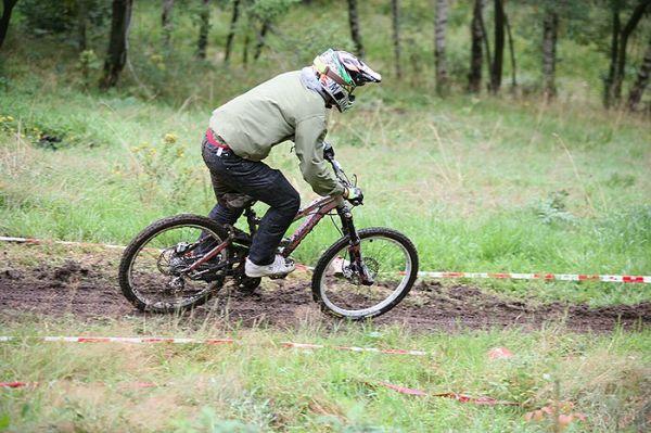 MRSN DH Race - Týda bikepark Rokytnice - 16.8. 2008
