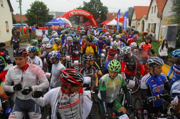 ČP XCM #5 2008 - Giant eXtreme Bike Brdy: startovní pole