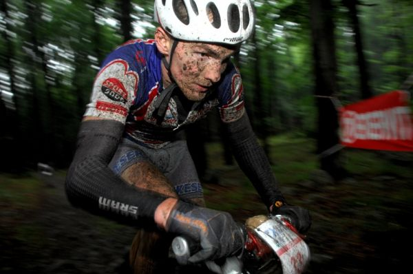 ČP XCM #5 2008 - Giant eXtreme Bike Brdy: ženáč Jarda Stadtherr