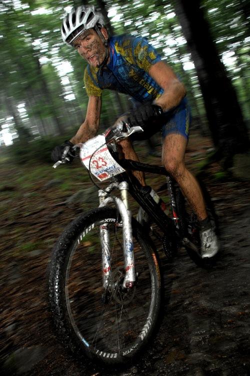 ČP XCM #5 2008 - Giant eXtreme Bike Brdy: Honza Šťastný