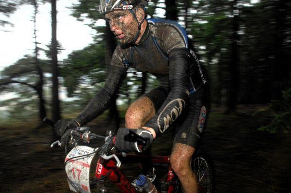 ČP XCM #5 2008 - Giant eXtreme Bike Brdy: Aleš Kestler čtvrtý na Plešivci
