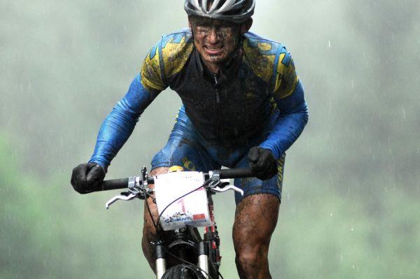 ČP XCM #5 2008 - Giant eXtreme Bike Brdy: Na Hrušku dnes (znovu) nikdo neměl...