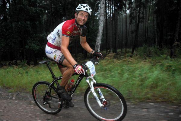 ČP XCM #5 2008 - Giant eXtreme Bike Brdy: Kristián Hynek si jel pohodičku na krátké...