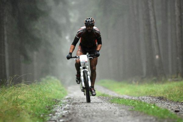 ČP XCM #5 2008 - Giant eXtreme Bike Brdy: Ivan Rybařík pátý