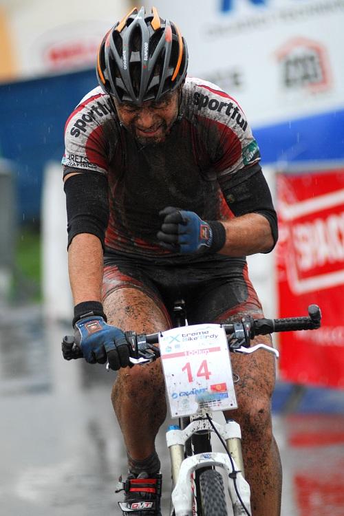 ČP XCM #5 2008 - Giant eXtreme Bike Brdy: Ivan Rybařík senzačně třetí