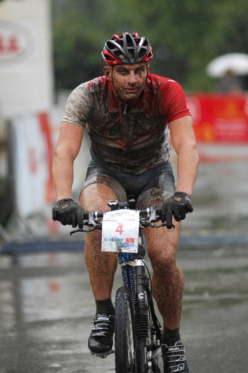 ČP XCM #5 2008 - Giant eXtreme Bike Brdy: Pavel Boudný
