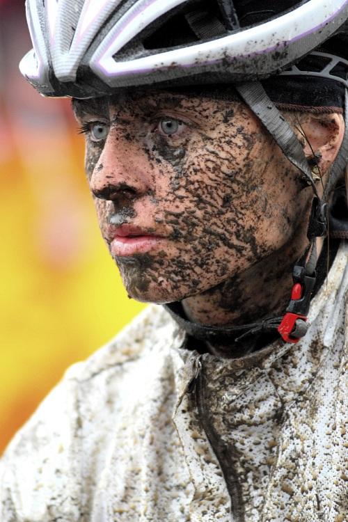 ČP XCM #5 2008 - Giant eXtreme Bike Brdy: Barboře Radové nebylo v cíli do řeči