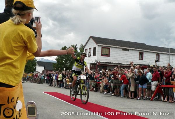 Leadville Trail 100 - Dave Wiens opět vítězí, foto: Pavel Mikez