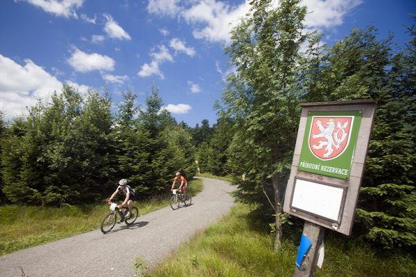 Bikechallenge 2008 - 2. etapa 27.7. - Foto: Paweł Urbaniak/Magazynrowerowy.pl