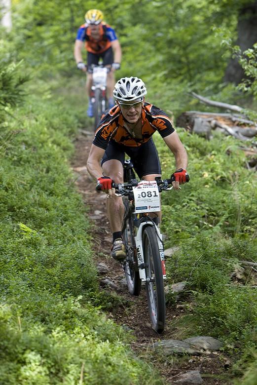 Bikechallenge 2008 - 4. etapa 29.7. Foto: Paweł Urbaniak/Magazynrowerowy.pl