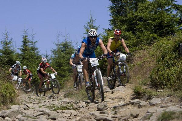 Bikechallenge 2008 - 5. etapa 30.7. Foto: Paweł Urbaniak/Magazynrowerowy.pl