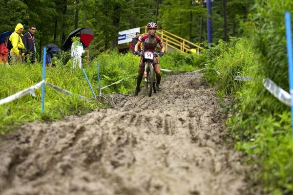 Nissan UCI MTB World Cup XC#7 - Bromont /KAN/ 3.8. 2008 - MXC /muddy cross country/