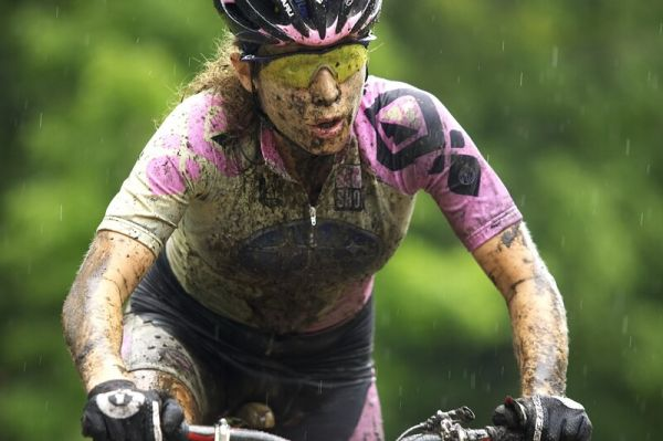 Nissan UCI MTB World Cup XC#7 - Bromont /KAN/ 3.8. 2008 - Willow Koerber