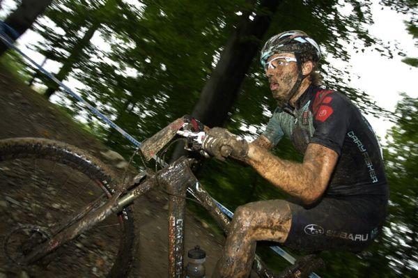 Nissan UCI MTB World Cup XC#7 - Bromont /KAN/ 3.8. 2008 - Jeremy Horgan Kobelski