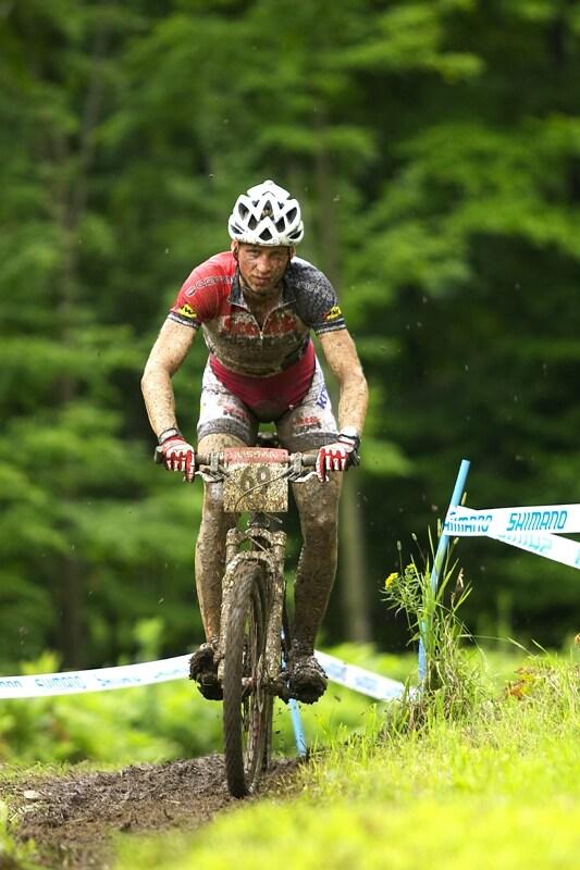 Nissan UCI MTB World Cup XC#7 - Bromont /KAN/ 3.8. 2008 - Matou� Ulman