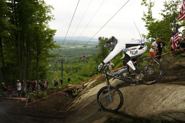 Nissan UCI MTB World Cup DH #5 - Bromont, 2.8. 2008