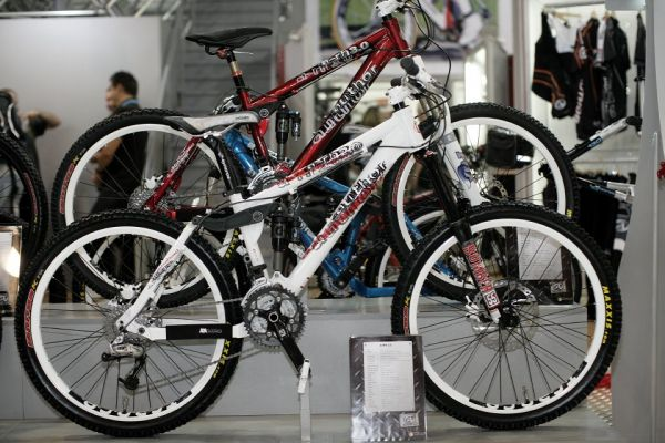 Author - Eurobike 2008